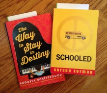 schooled and destiny novel