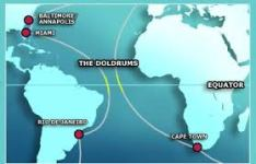 doldrums map