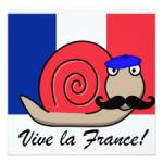 french snail