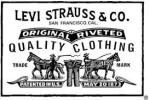 levi strauss pants
