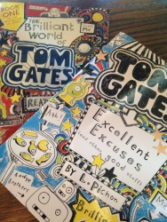 Tom Gates books