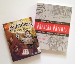 gutenberg patents