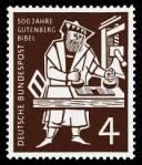 gutenberg stamp