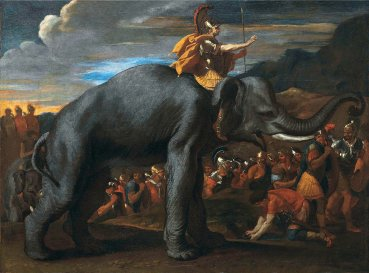 elephant with hannibal