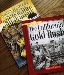 gold rush books