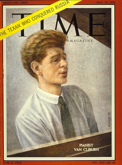 cliburn time mag