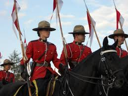 Mounties photo