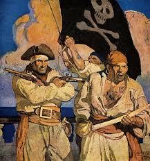 pirate whyeth