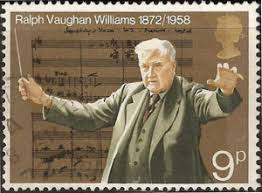 ralph vaughan williams stamp