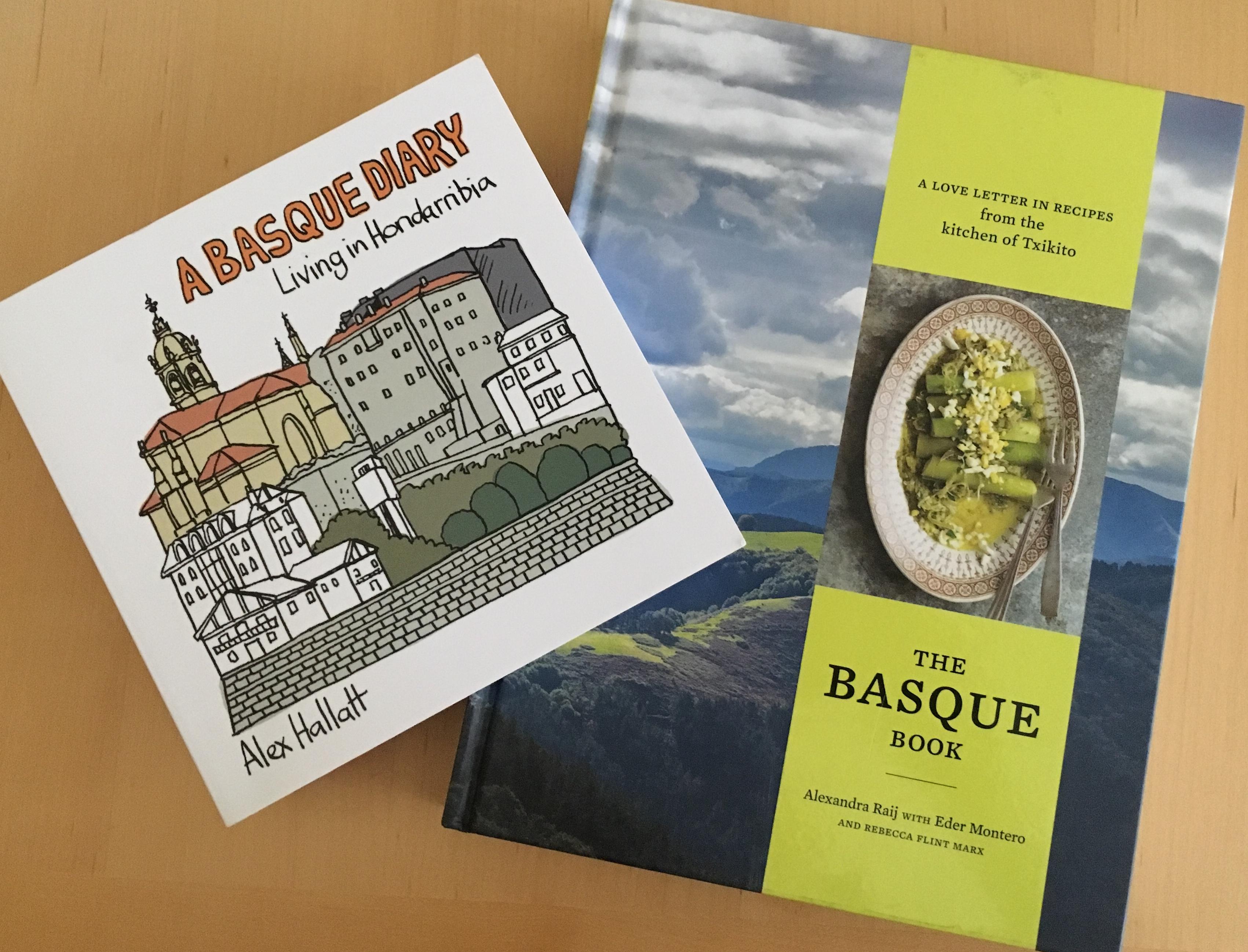 basque books