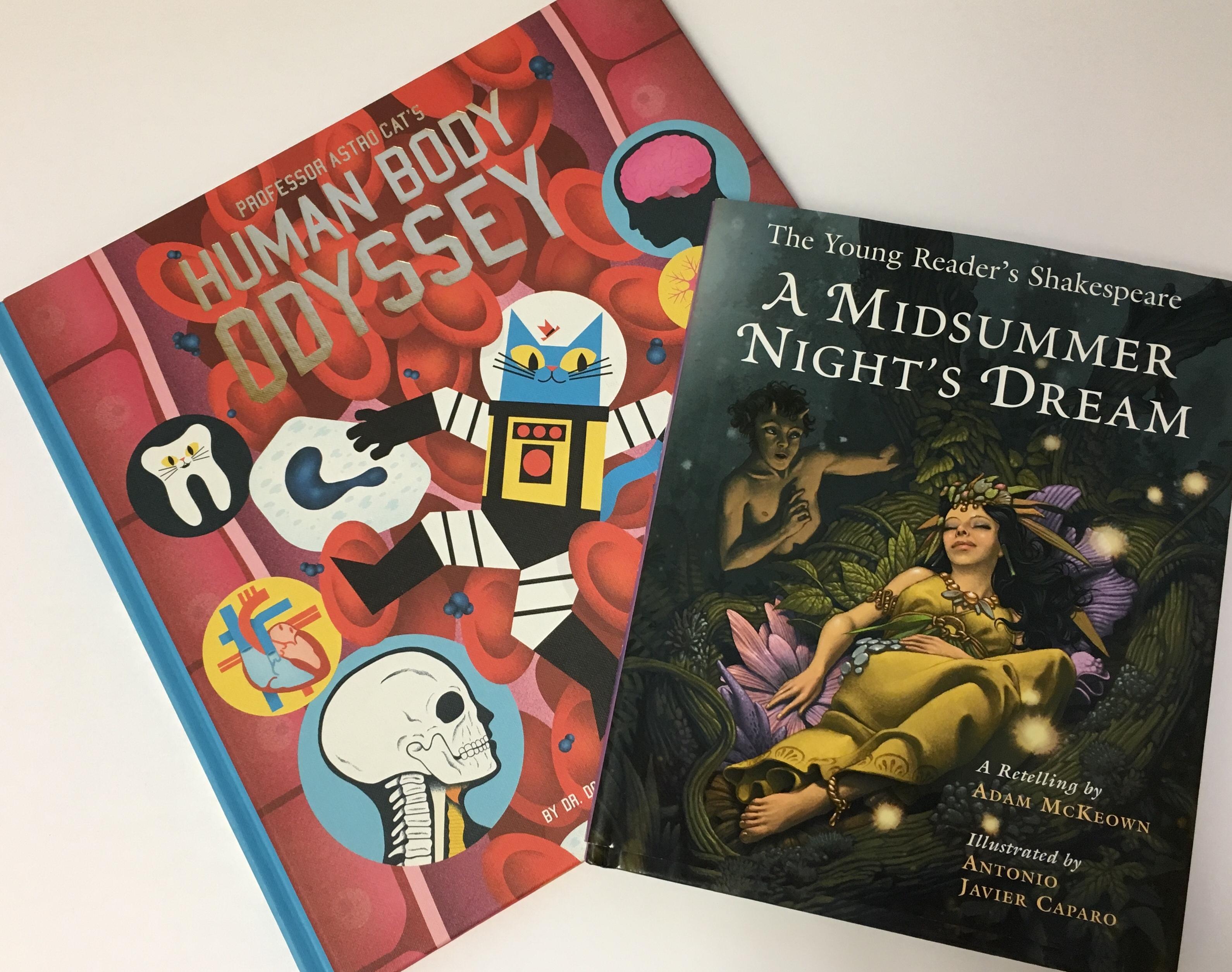 midsummer books