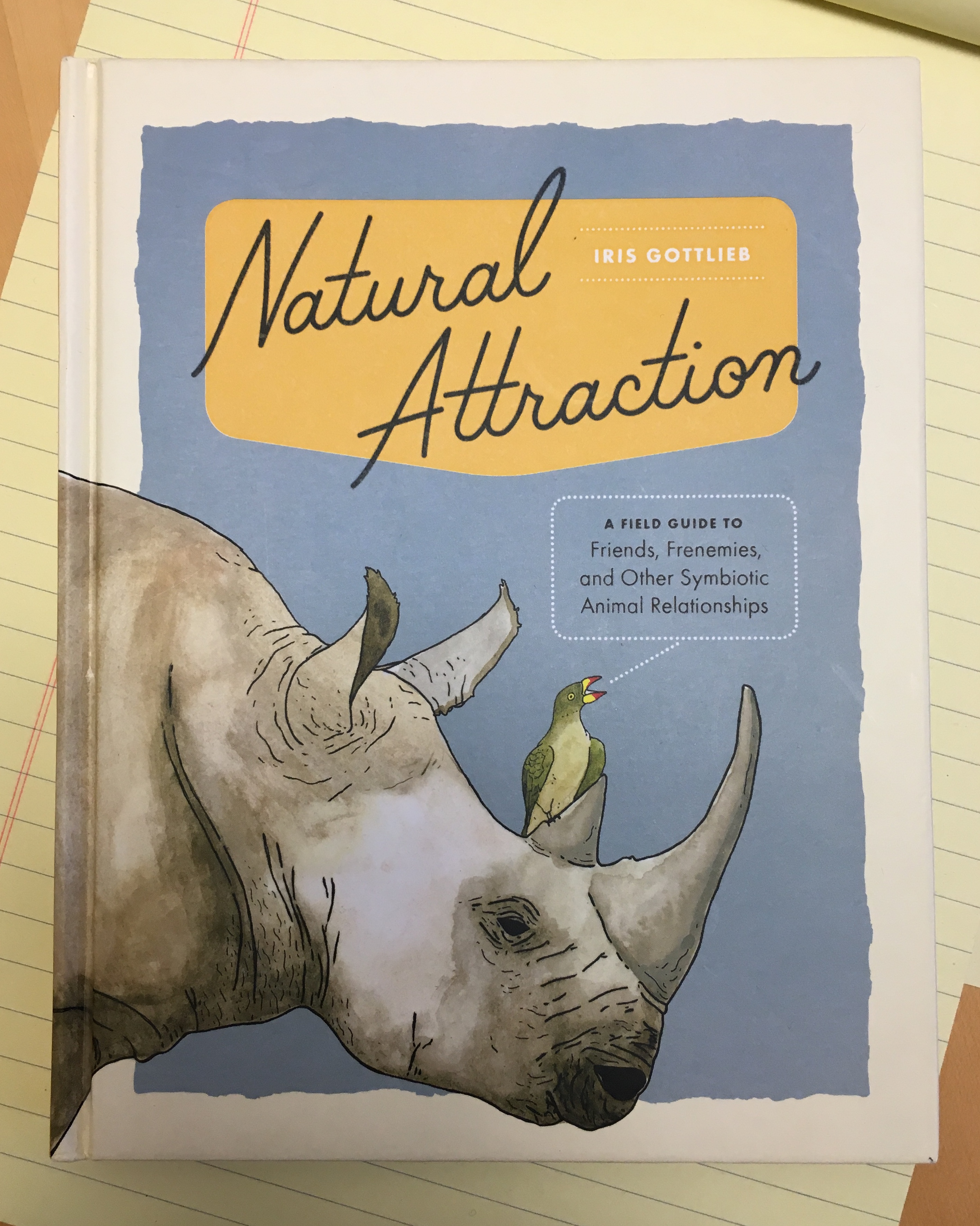 natural attraction book
