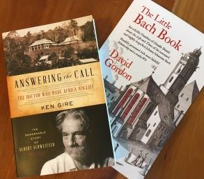 albert and bach books