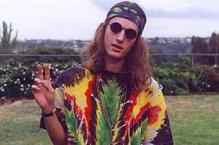 tie dyed hippie