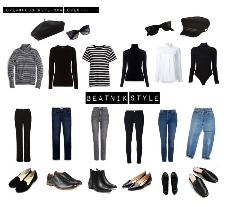 beatnik style
