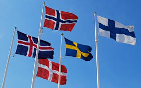 flags nordic