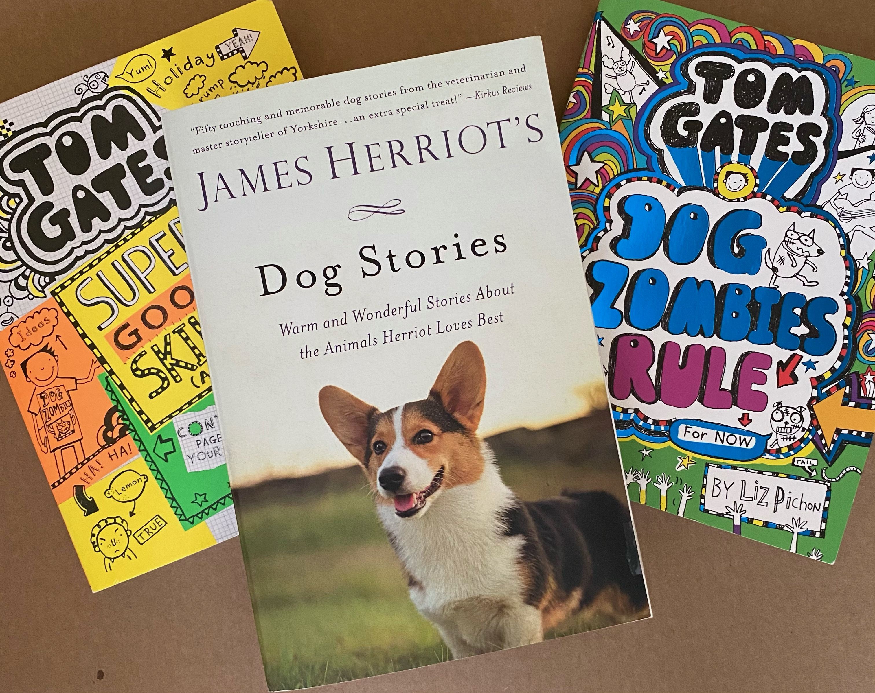 dog books